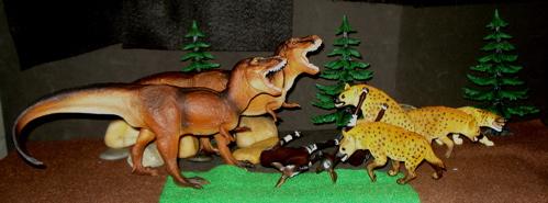 Carnegie Collection, Tyrannosaurus Rex, Dinosaur Toys