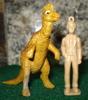 Inpro Corythosaurus Dinosaur Toys