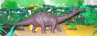 Invicta Cetiosaurus Dinosaur Toys
