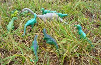Invicta Diplodocus Dinosaur Toys