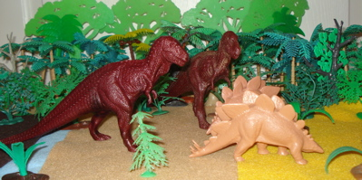 Invicta Tyrannosaurus Rex Dinosaur Toys