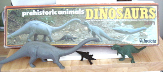 Invicta Dinosaurs Box Set 1 Dinosaur Toys