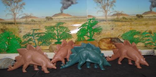 Stegosaurus, Dinosaur Toys