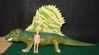 Jurassic Park Dimetrodon Dinosaur Toys