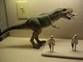 Jurassic Park Tyrannosaurus Dinosaur Toys
