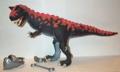Jurassic Park Carnotaurus Dinosaur Toys