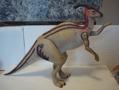 Jurassicpark Parasaurolophus Dinosaur Toys