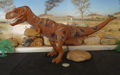 Jurassic Park, Tyrannosaurus Jr, Dinosaur Toys