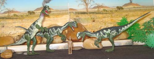 JP02 Dilophosaurus, Jurassic Park, Dinosaur Toys