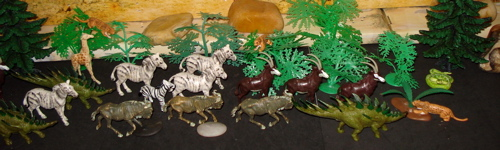 Britains, Safari Ltd, Kentrosaurus, Dinosaur Toys