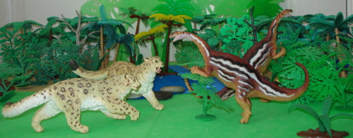 Plateosaurus, Carnegie collection, Dinosaur Toys