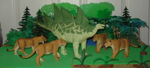 Stregosaurus, Jurassic Park, safari Ltd, Dinosaur Toys