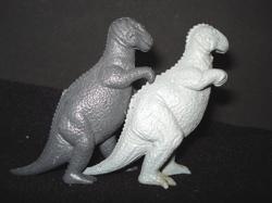 MPC Allosaurus Dinosaur Toys