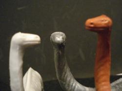 MPC Brontosaurus, Dinosaur Toys