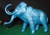 MPC Woolly Mammoth Dinosaur Toys