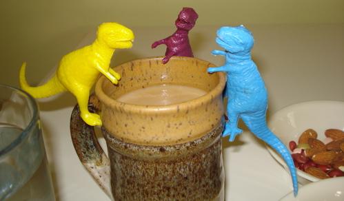 MPC T-Rex, MPC Tyrannosaurus Rex, MPC Figures, Dinosaur Toys