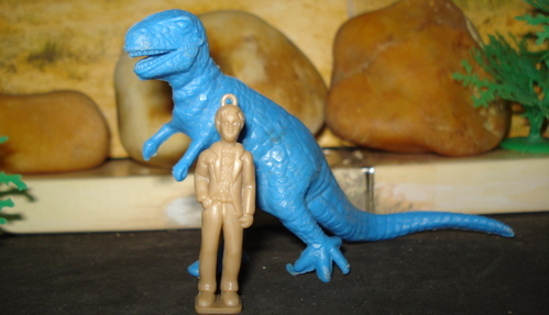 MPC T-Rex, MPC Figures, Dinosaur toys