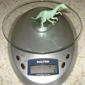 Marx Struthiomimus, Struthiomimus, Dinosaur Toys