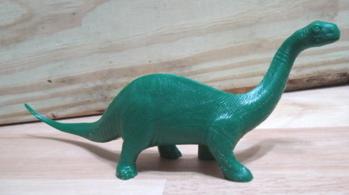 Marx Brontosaurus Green