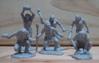 Marx Cavemen Dinosaur Toys