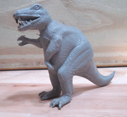 Large Mold Pot Belly Tyrannosaurus Dinosaur Toy