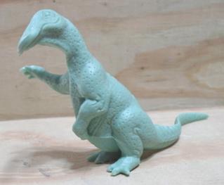Marx Dinosaur Toys Hadrosaurus