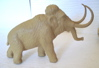 Marx Woolly Mammoth Dinosaur Toys