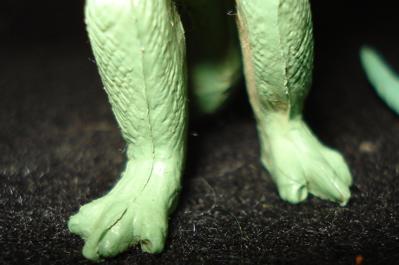 Marx Plateosaurus Dinosaur Toys