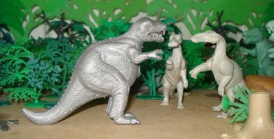 Marx Dinosaur Toys