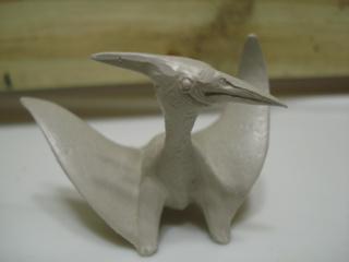 Marx Dinosaur Toys Pteranodon