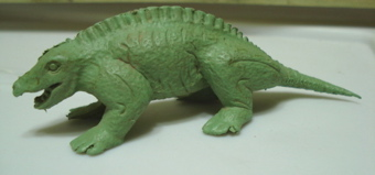 The Small Mold Group: Dinosaur Toys in a Big Way