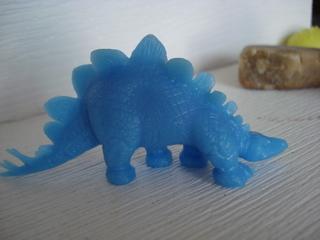 Marx Dinosaur Toys Stegosaurus
