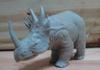 Marx Styracosaurus Dinosaur Toys