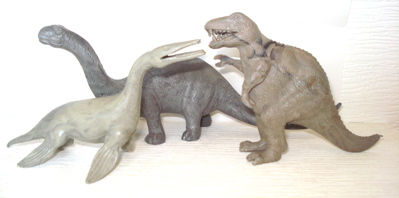 Marx Dinosaur Toys Large Mold PL-749
