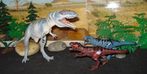 Giganotosaurus, Tyrannosaurus, Jurassic Park, Dinosaur Toys