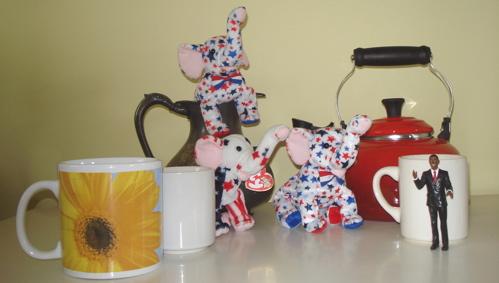 Obama Tea Party Dinosaur Toys