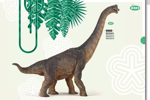 Papo Dinosaur Toys