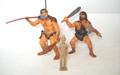 Papo Cavemen Dinosaur Toys