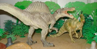 Papo Spinosaurus Dinosaur Toys