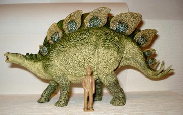 Papo Stegosaurus Dinosaur Toy