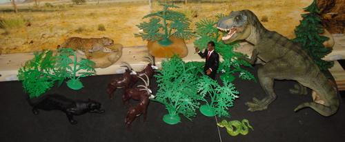 papo, tyrannosaurus rex, Dinosaur Toys
