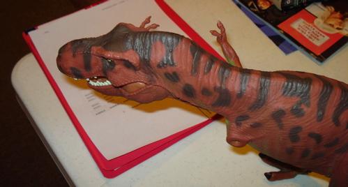 Dinosaur Toys, Rexford, PT blog