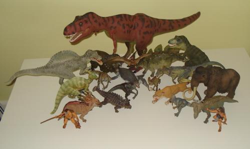 Rexford, T-Rexford, Tyrannosaurus Rexford, Rexford Dinosaur, Papo Dinosaur Toys