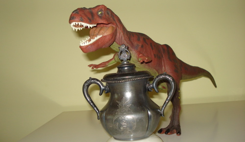 T-Rexford, Tyrannosaurus Rexford, Rexford Dinosaur Toys