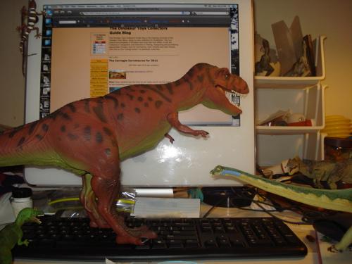 Rexford, T-Rexford, Tyrannosaurus Rexford, Rexford Dinosaur, Dinosaur Toys