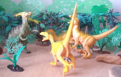 Velociraptor Dinosaur Toys