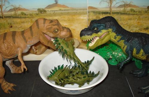 T-REX JR, Tyrannosaurus Rexford, Rexford  Dinosaur Toys