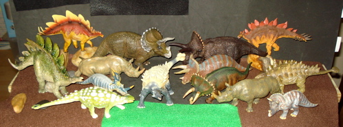Papo, Battat, Safari Ltd, Schleich, Dinosaur Toys