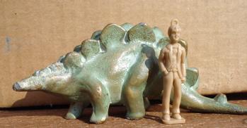 SRG Stegosaurus Dinosaur Toys