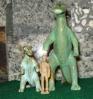 SRG Trachodon Dinosaur Toys
